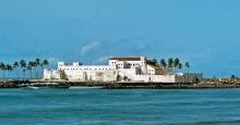 Что замок в Аккре может рассказать об истории Ганы