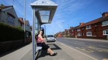 Власти построили остановку в месте, где вообще не ходит общественный транспорт