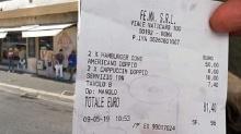 Ресторан в центре Рима взял 80 евро с туристов за два бургера. Но они потеряют больше