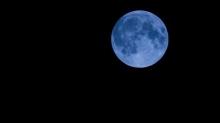 """Когда на этой неделе будет """"Голубая луна"""" и как она получается?"""