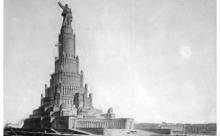 Дворец Советов: как в Москве пытались построить самое высокое здание в мире