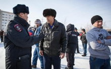 В Якутии местные жители охотятся на мигрантов