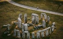 Древние кельты устраивали пиры у мегалита
