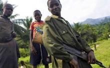 Дети-солдаты в Центральноафриканской Республике