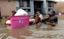Соединенные штаты ожидают мощные потопы и наводнения