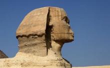 Сфинкс - можно ли попасть внутрь статуи?