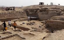 Египетские археологи обнаружили древний дом с банями и комнатой для обрядов