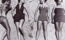 Как в ХХ веке девушек арестовывали за короткие купальники