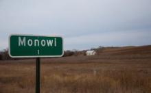 Монови: город одного жителя
