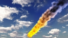 На Землю упал объект, который может доказать жизнь в космосе