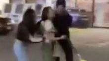 Женщины избили мужчину после того, как украли хот-доги