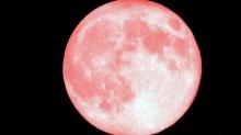 На этой неделе можно увидеть розовую Луну. Как это сделать?