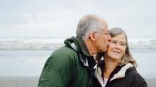 Пожилая пара погибла , потому что они не могли жить друг без друга