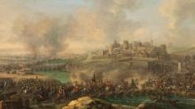 Битва при Бленхейме в ходе войны за испанское наследство