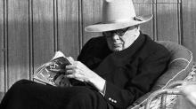 Черчилль как человек с большим научным любопытством