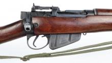 Эволюция винтовки Ли-Энфилд - главного оружия британской пехоты