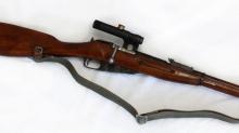 Винтовка Ли-Энфилд - главное оружие британской пехоты в двух мировых войнах