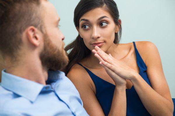 Четыре способа разоблачить мужчину, который пытается что-то скрыть