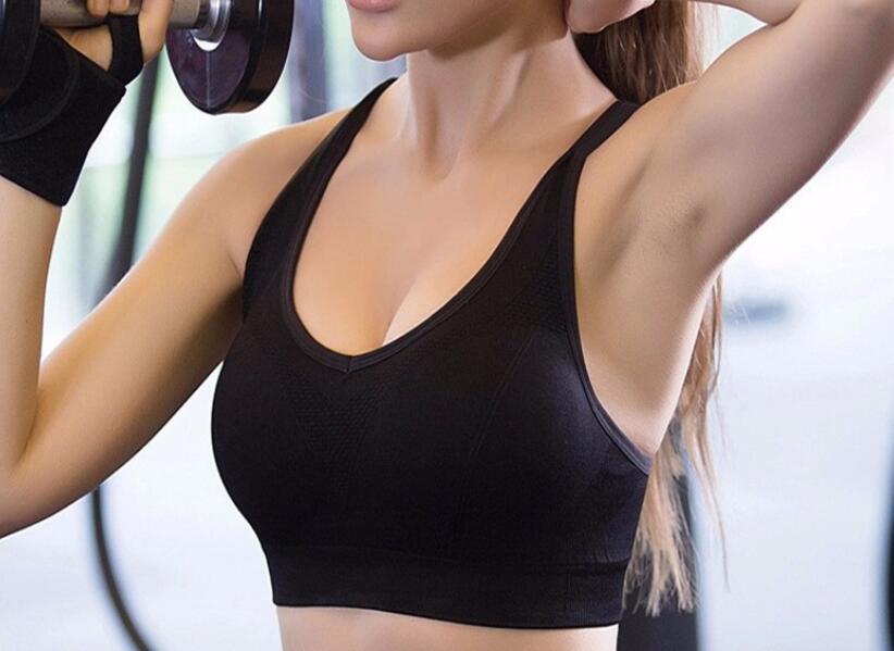 Спортивное белье убережет от фитнес-