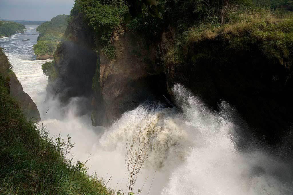 Национальные парки в Уганде