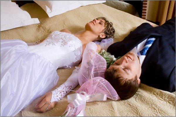 Опустошение после свадьбы: как сделать начало семейной жизни радостным?