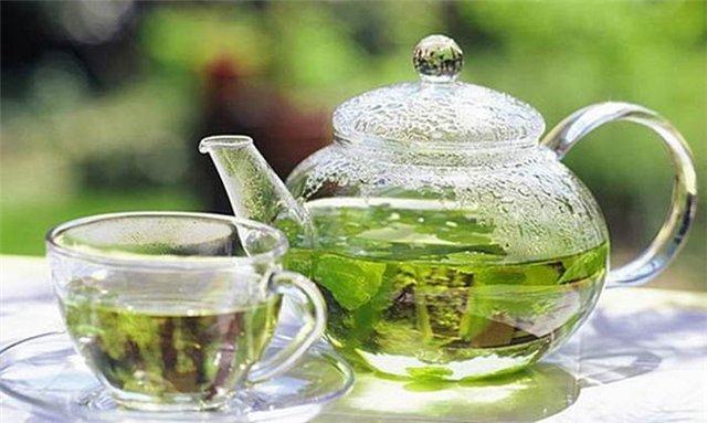 Чай утолит жажду и поможет похудеть