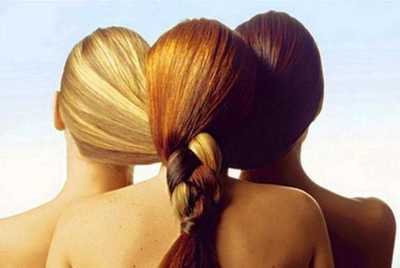 Магическая сила... цвета волос