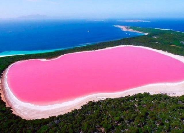 Самое красивое озеро мира