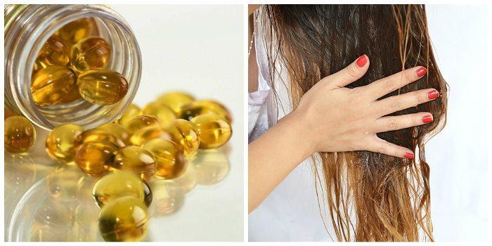 Топ-6 витаминов для роста волос