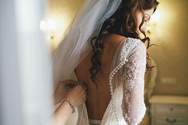 Кто изобрел наряд невесты
