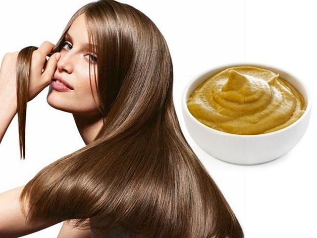 Горчица в помощь или ускоряем рост волос в домашних условиях