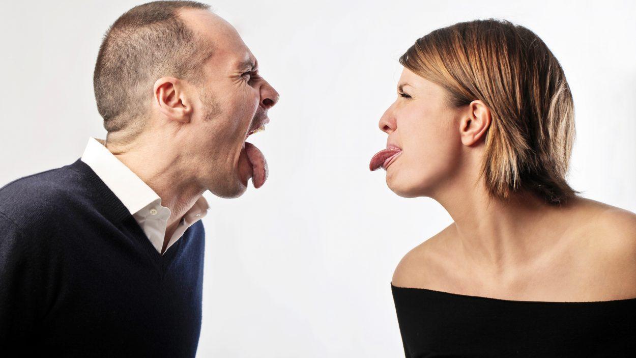 Ссоры не должны разрушать отношения