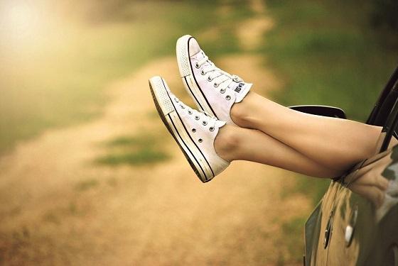 Как удлинить ноги