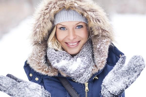 Как защитить кожу от шелушения в холодное время года