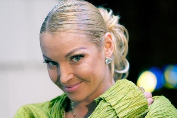 Волочкова рассказала о напитке для похудения