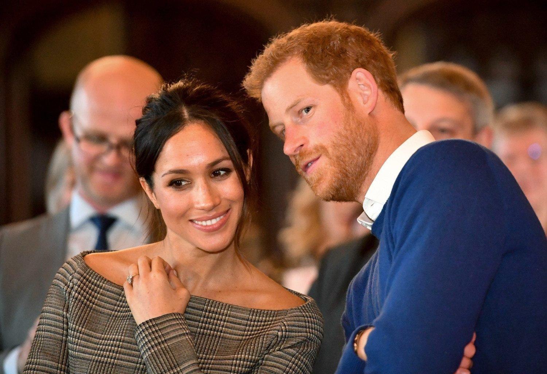 Принц Гарри и Меган Маркл проведут Рождество вдали от королевской семьи