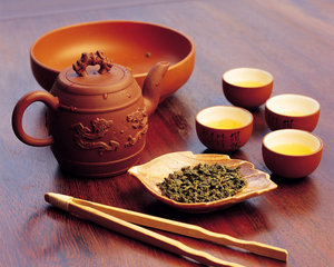 Чайно-косметическая церемония