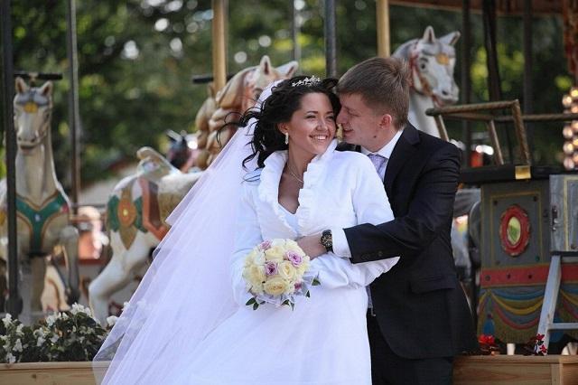 Парный свадебный образ. Идеи от стилиста