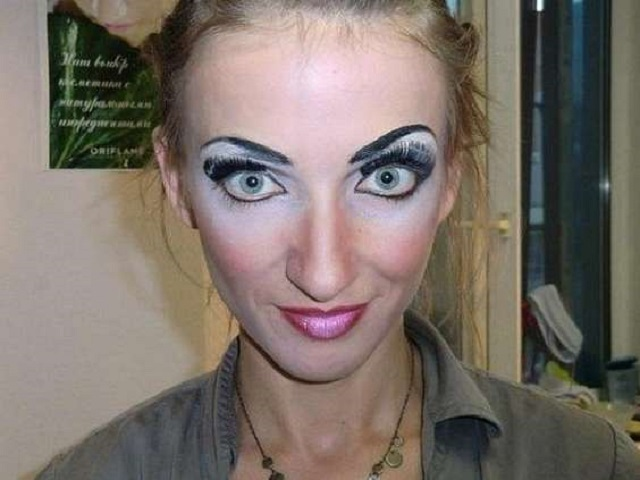 Топ-5: ошибки в макияже