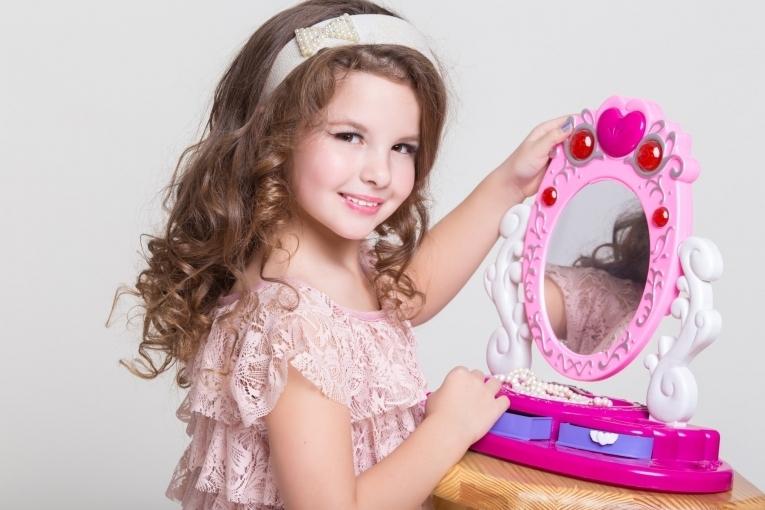 Макияж для маленькой принцессы
