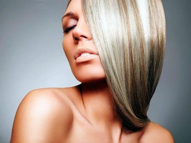 Тонирование волос - модное и щадящее
