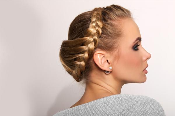 Модные косы для волос любой длины