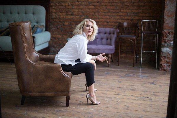 Катя Гордон: все важное буду писать под фото в купальнике
