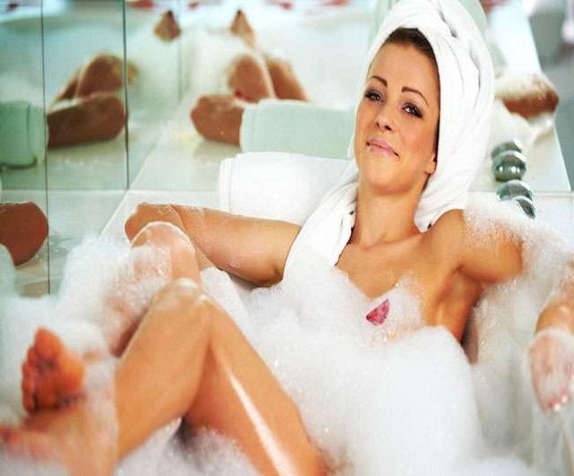 SPAсение в ванне