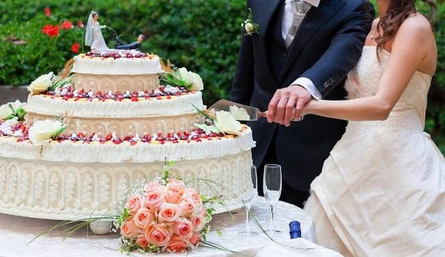 Свадебный торт. Правила выбора