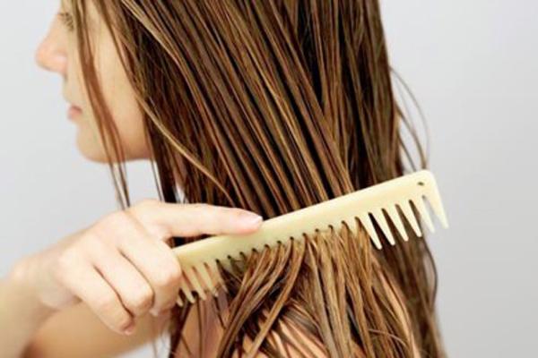 Как правильно использовать масло для волос
