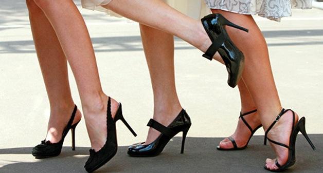 Носите каблуки без мучений!