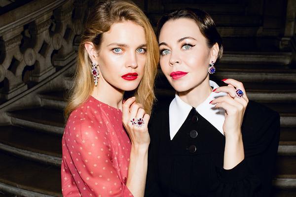 Неделю моды в Париже открыли российские звезды