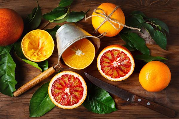 Восемь продуктов для здорового цвета лица