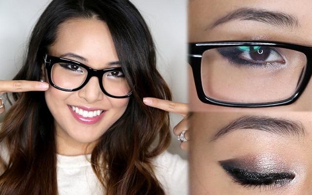 Очки и макияж совместимы. Хитрости визажистов